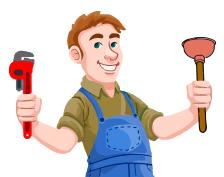 Websites for plumbers